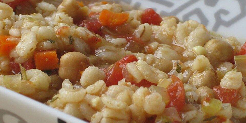 beakers vegetable barley soup recipe