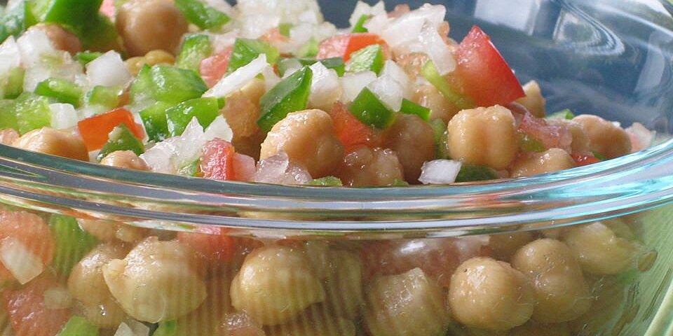 mediterranean chickpea salad ii recipe