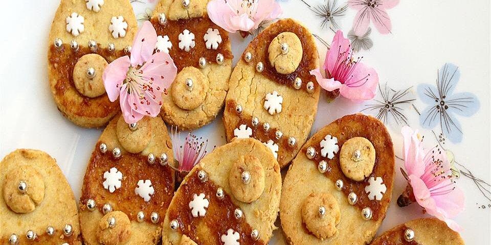 gluten free easter egg cookies recipe