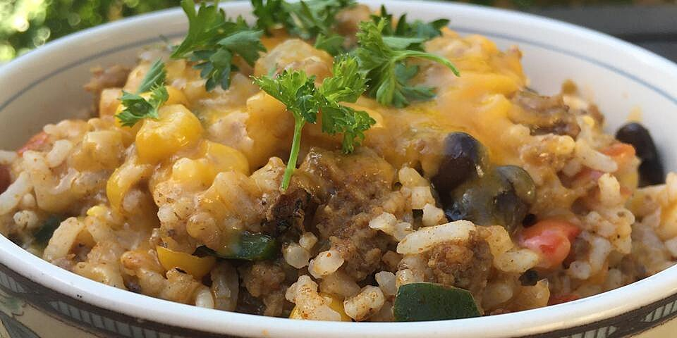 lisas favorite mexican rice recipe