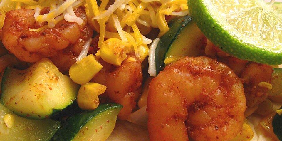 cyndis shrimp fajitas recipe