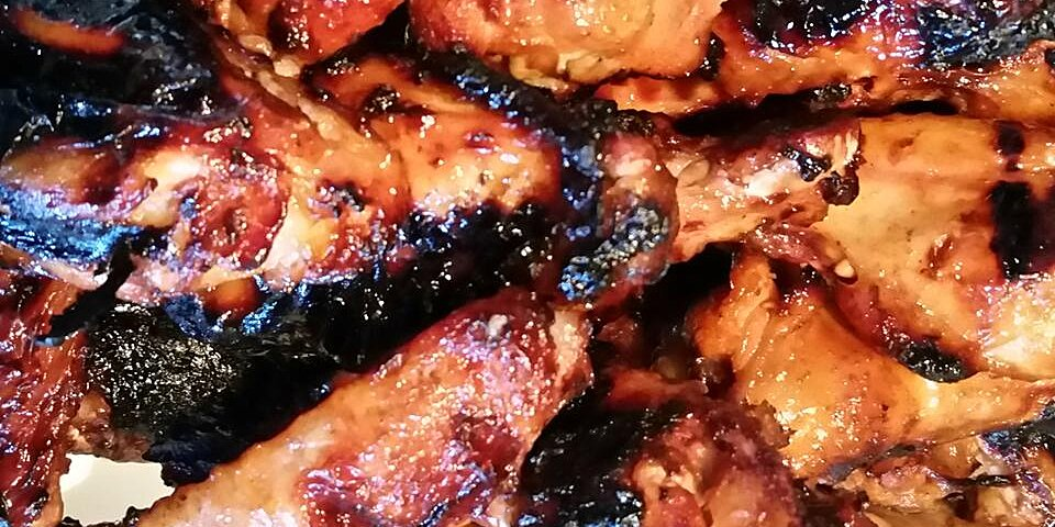 restaurant style wing and rib sauce recipe