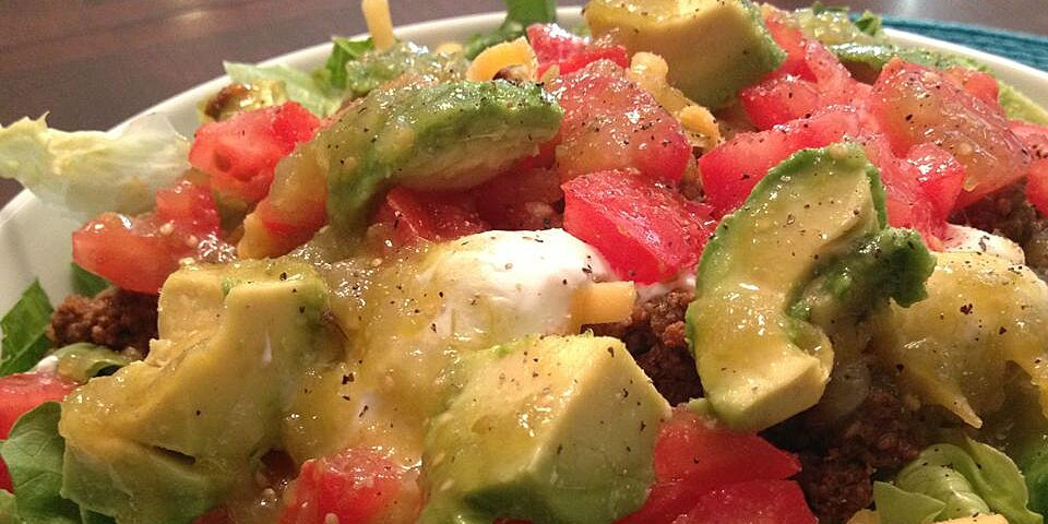 quick taco salad recipe