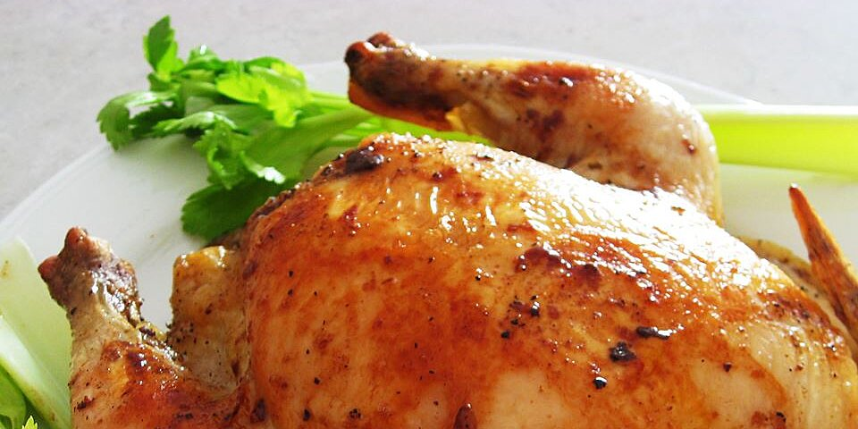 juicy roasted chicken recipe