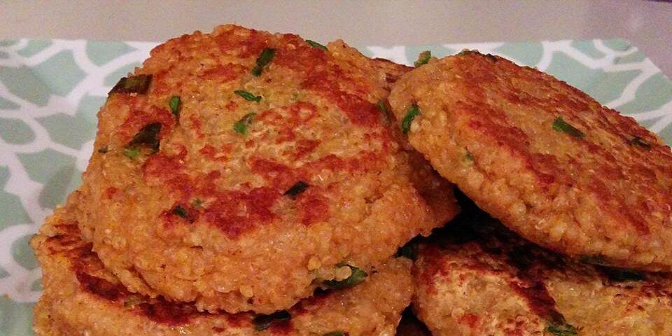 quinoa burgers recipe