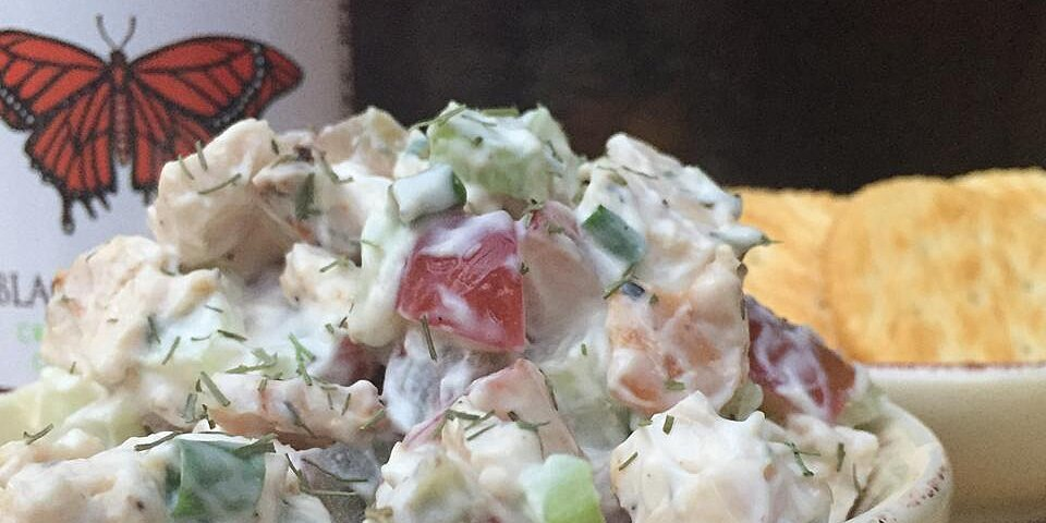brees chicken salad recipe