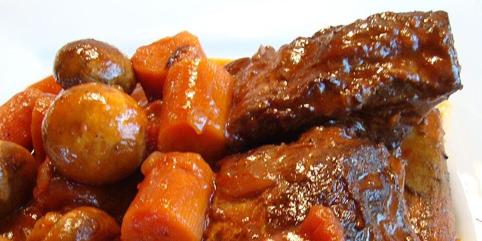 bloody mary short ribs recipe