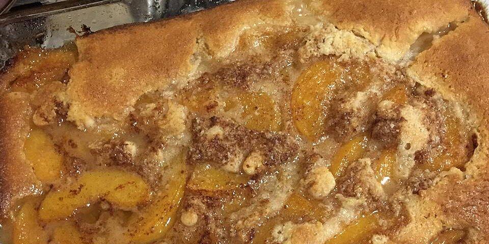 peach cobbler v recipe
