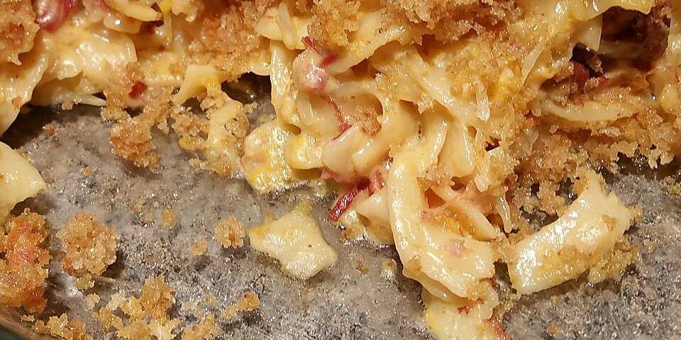 reuben casserole with egg noodles recipe