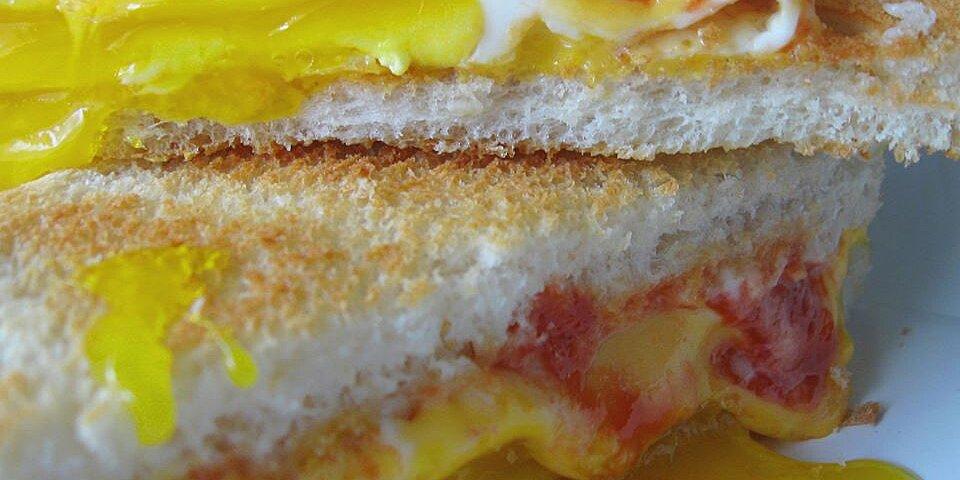 fried egg sandwich recipe