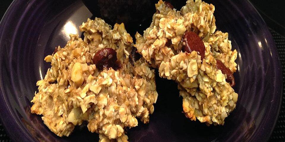 easy oatmeal banana breakfast cookies recipe