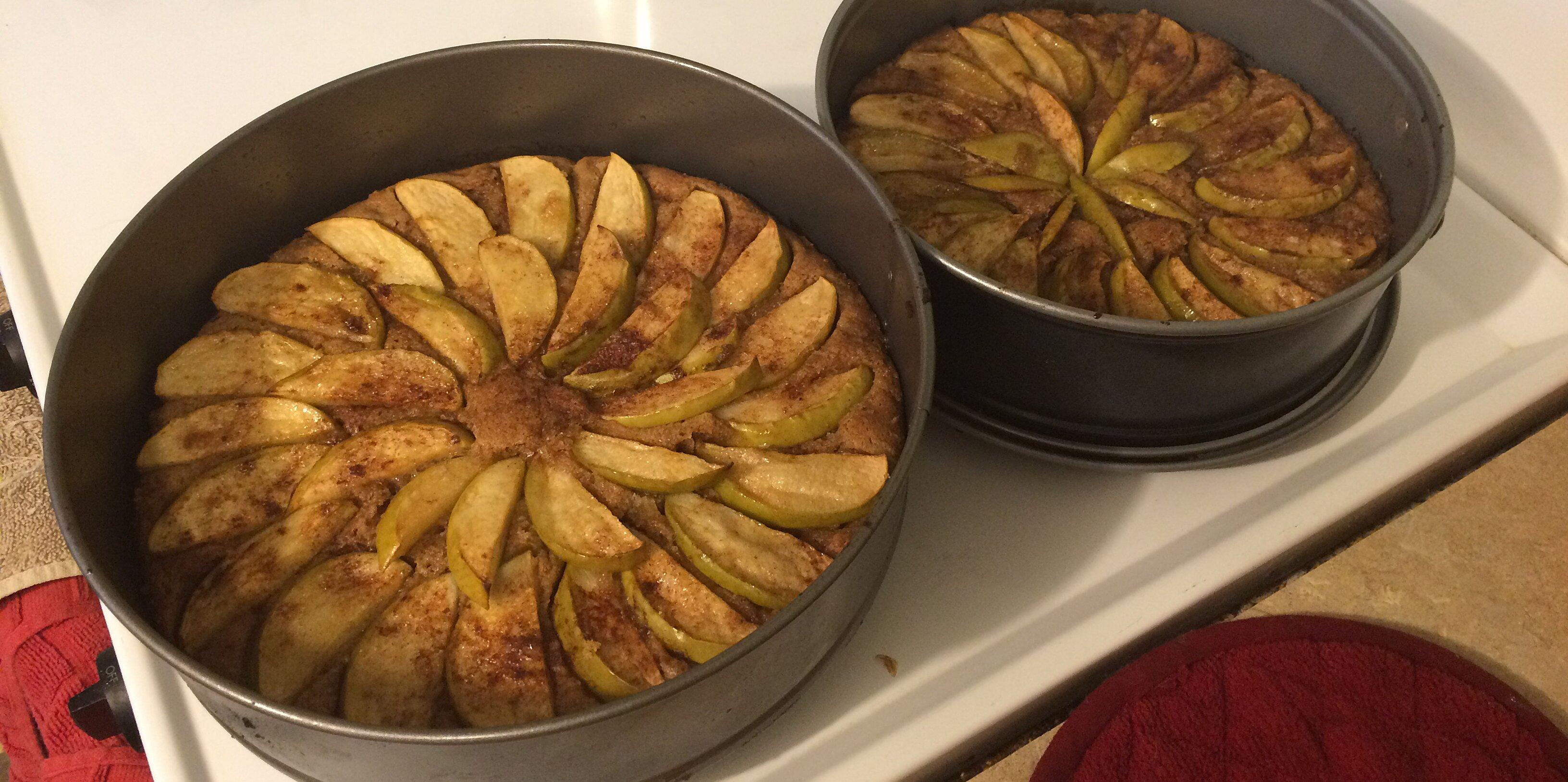 apfelkuchen recipe