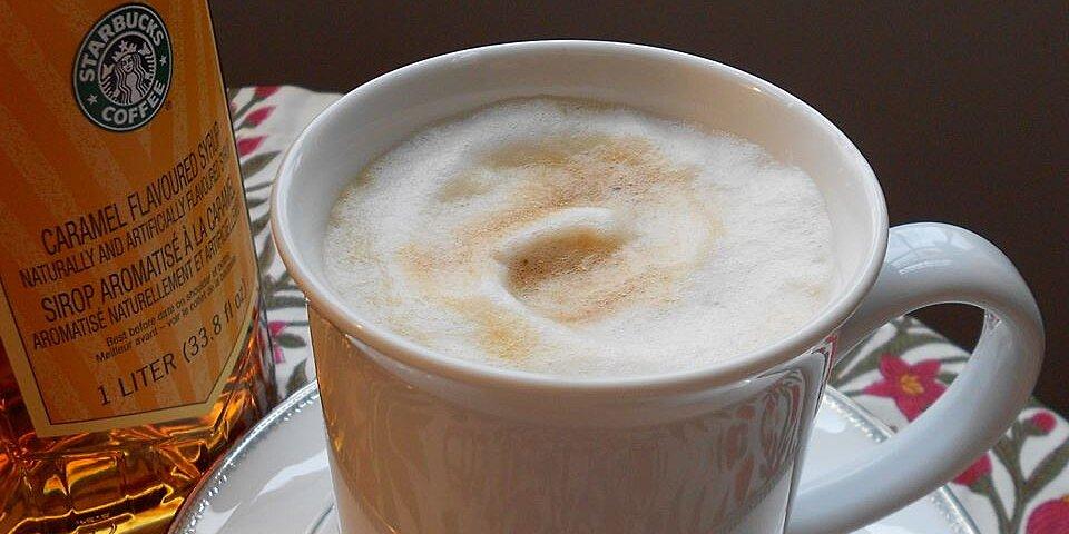 flavored latte recipe