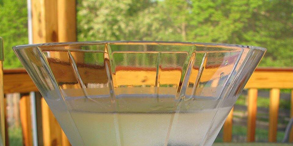 shaggys perfect martini recipe
