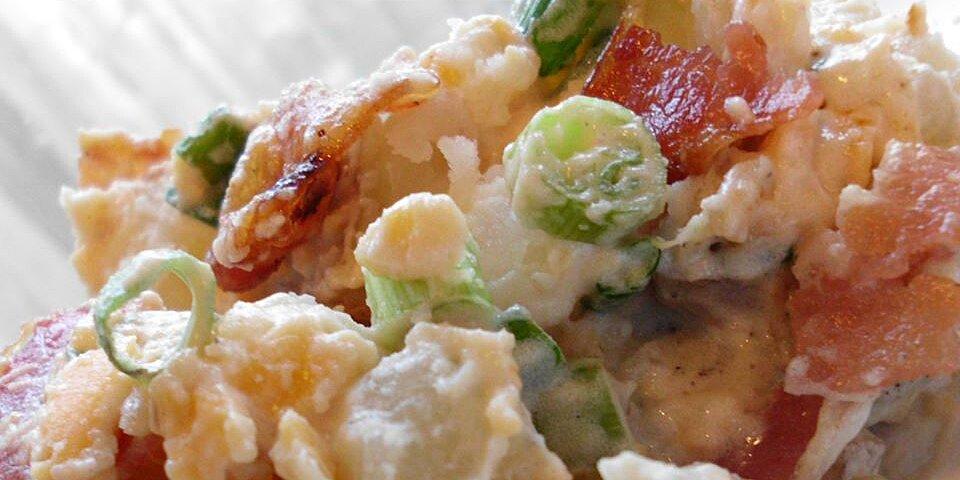 kristens bacon ranch potato salad recipe