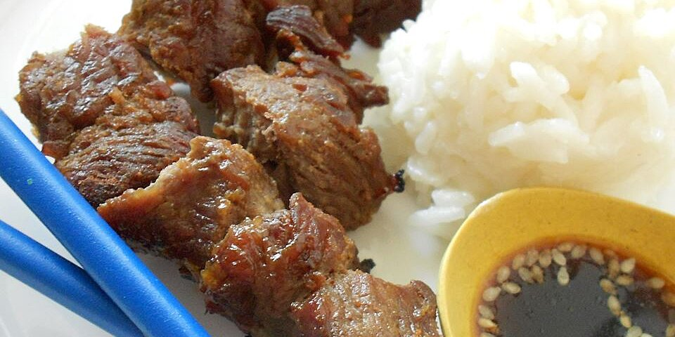 beef kushiyaki recipe