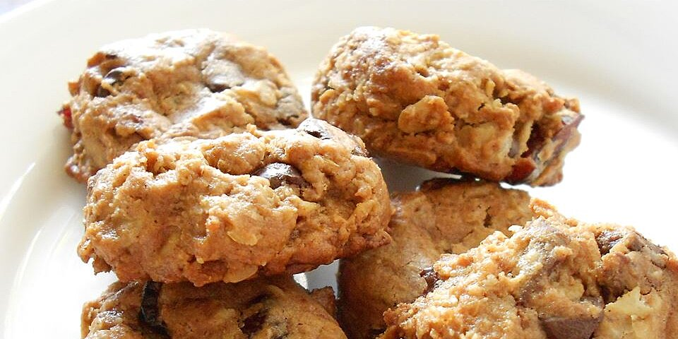 whole grain breakfast cookies recipe