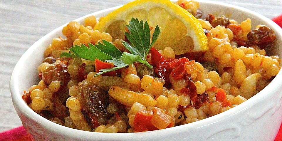 quick moroccan couscous recipe