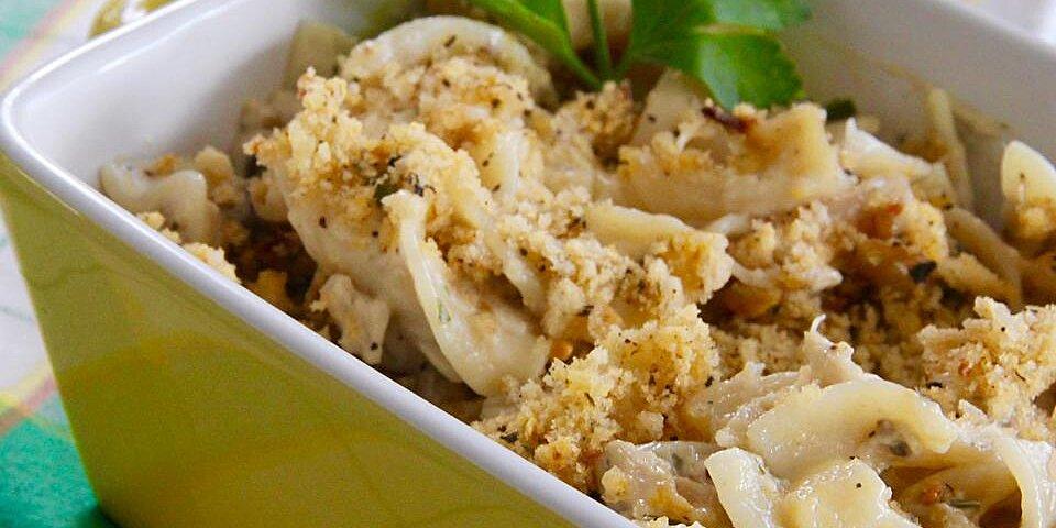 tuna stroganoff casserole recipe