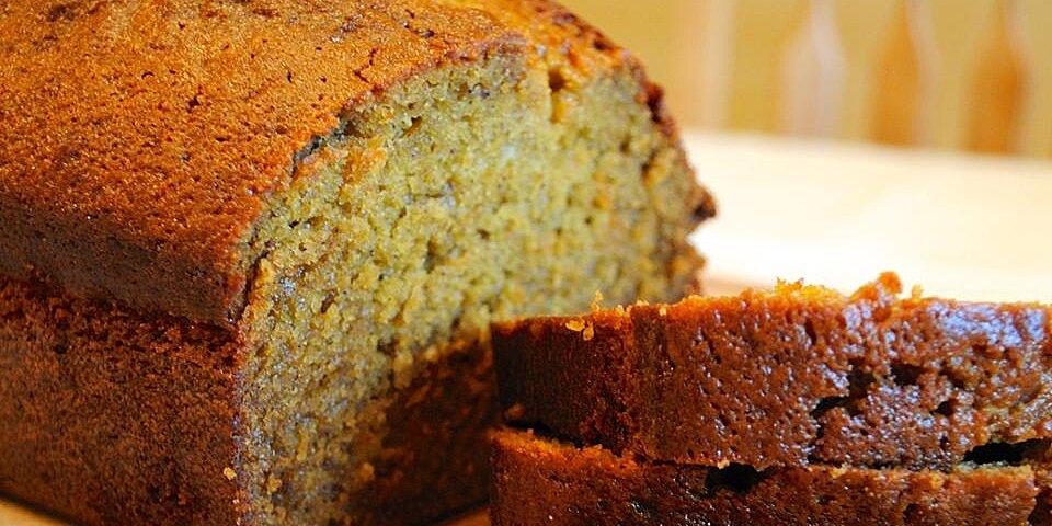 orange pumpkin bread recipe