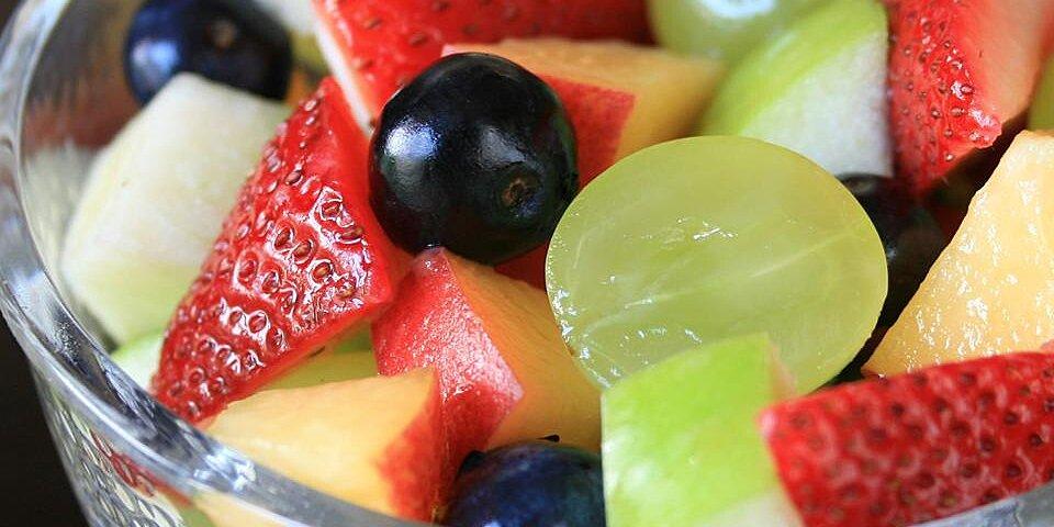 fruit punch salad recipe