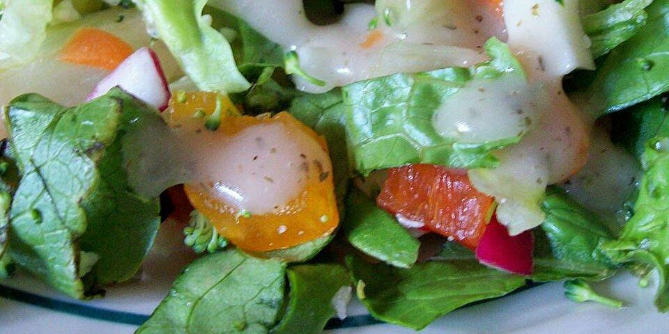 byrdhouse dream salad dressing recipe