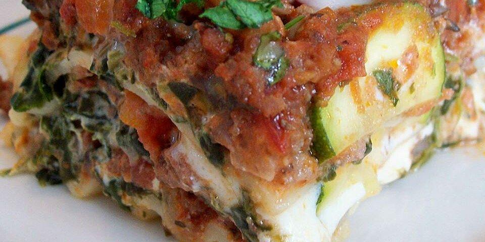 loris spicy chipotle lasagna recipe