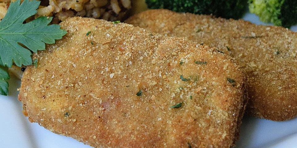 breaded spam steaks recipe