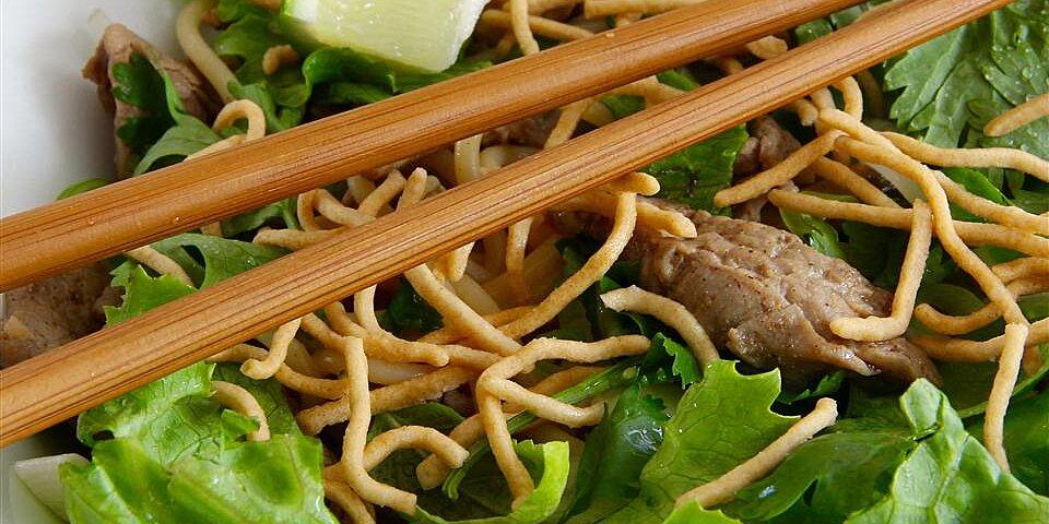 cao lau vietnamese noodle bowl recipe