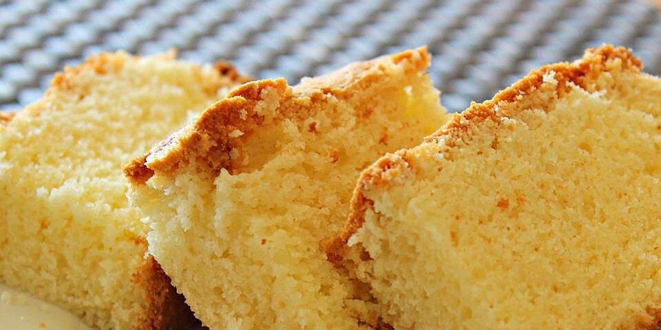 kentucky blue ribbon all butter pound cake recipe