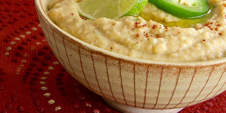 thai hummus recipe