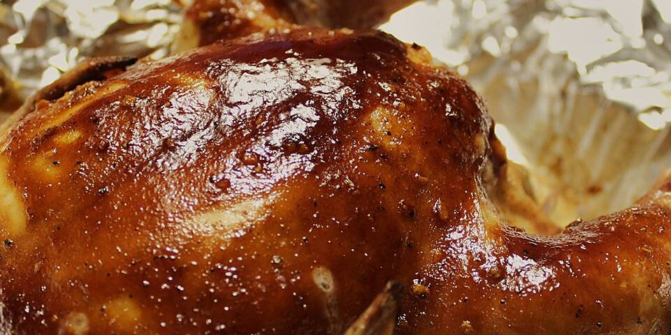 simple whole roasted chicken recipe
