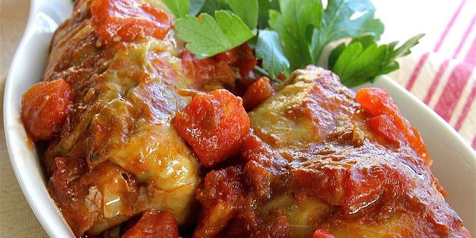 cabbage rolls ii recipe