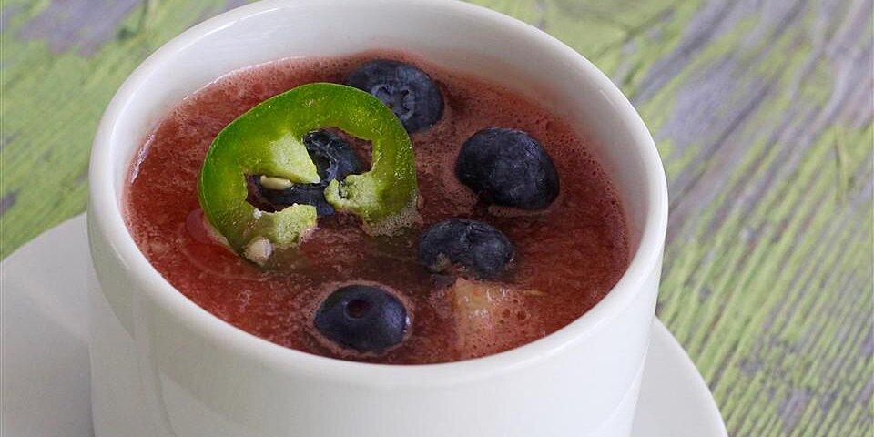fresh watermelon gazpacho recipe