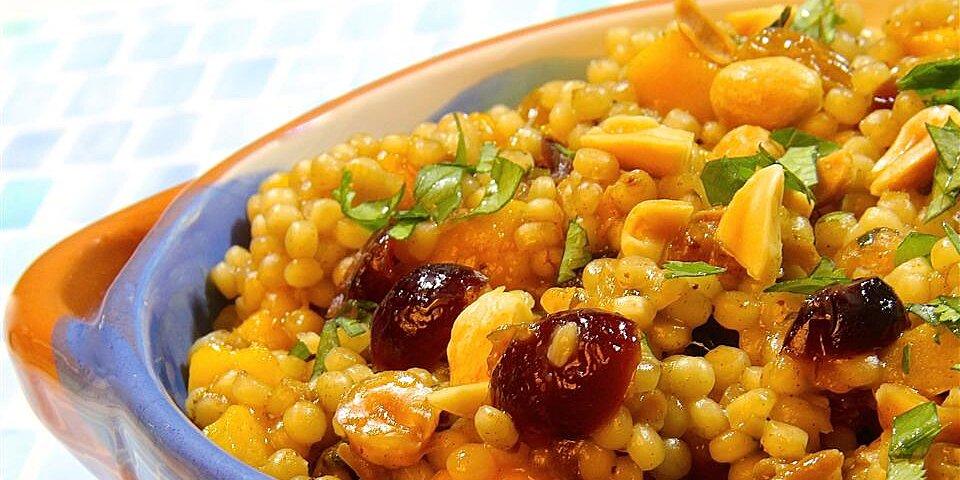 couscous fruit salad recipe