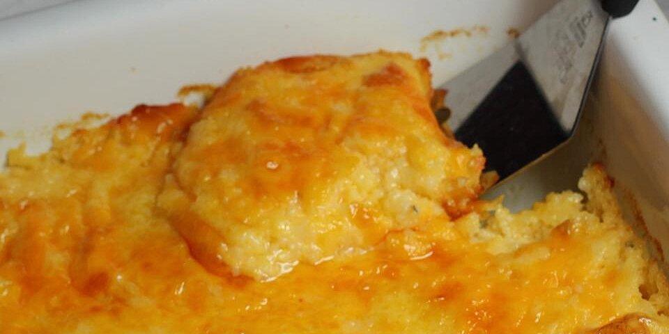 kentucky garlic cheese grits recipe