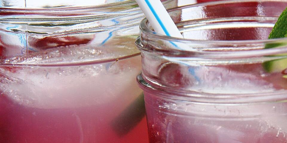 raspberry corona punch recipe