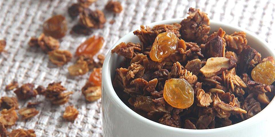 grandma dalleys honey granola recipe