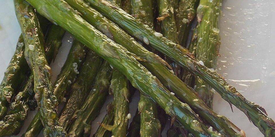 simply sesame asparagus recipe