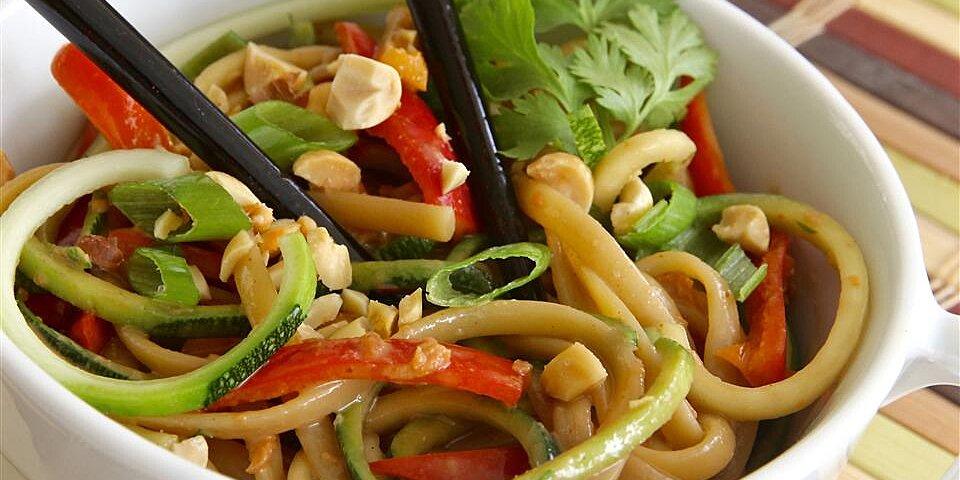 thai peanut stir fry sauce recipe