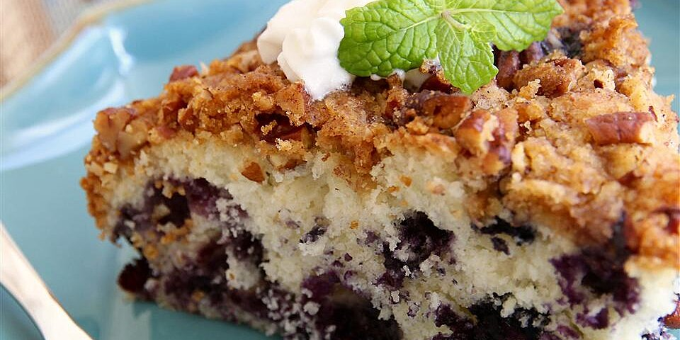 blueberry coffee cake iii recipe