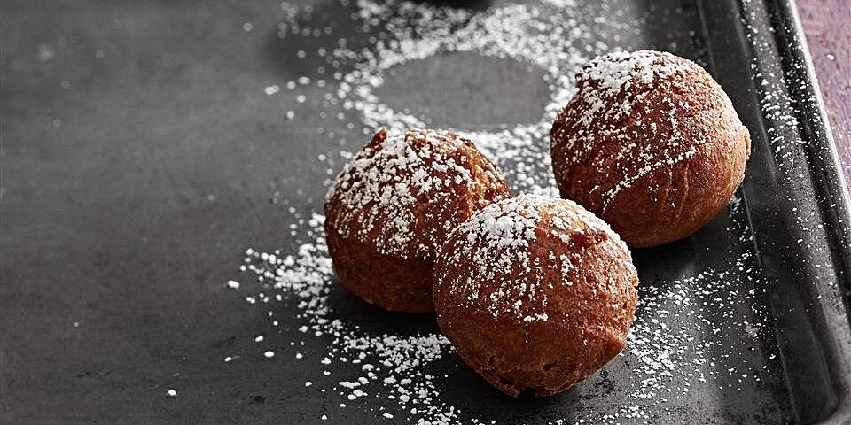 applesauce doughnuts with buttermilk