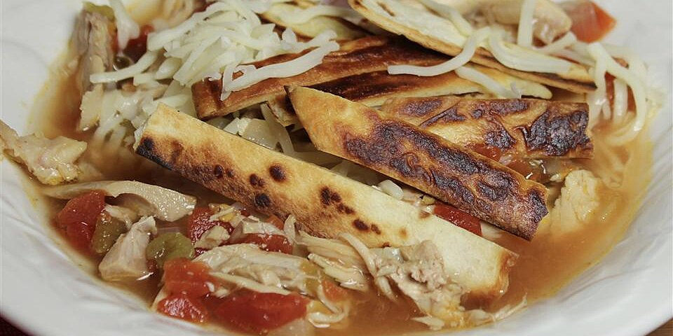 tortilla soup ii recipe