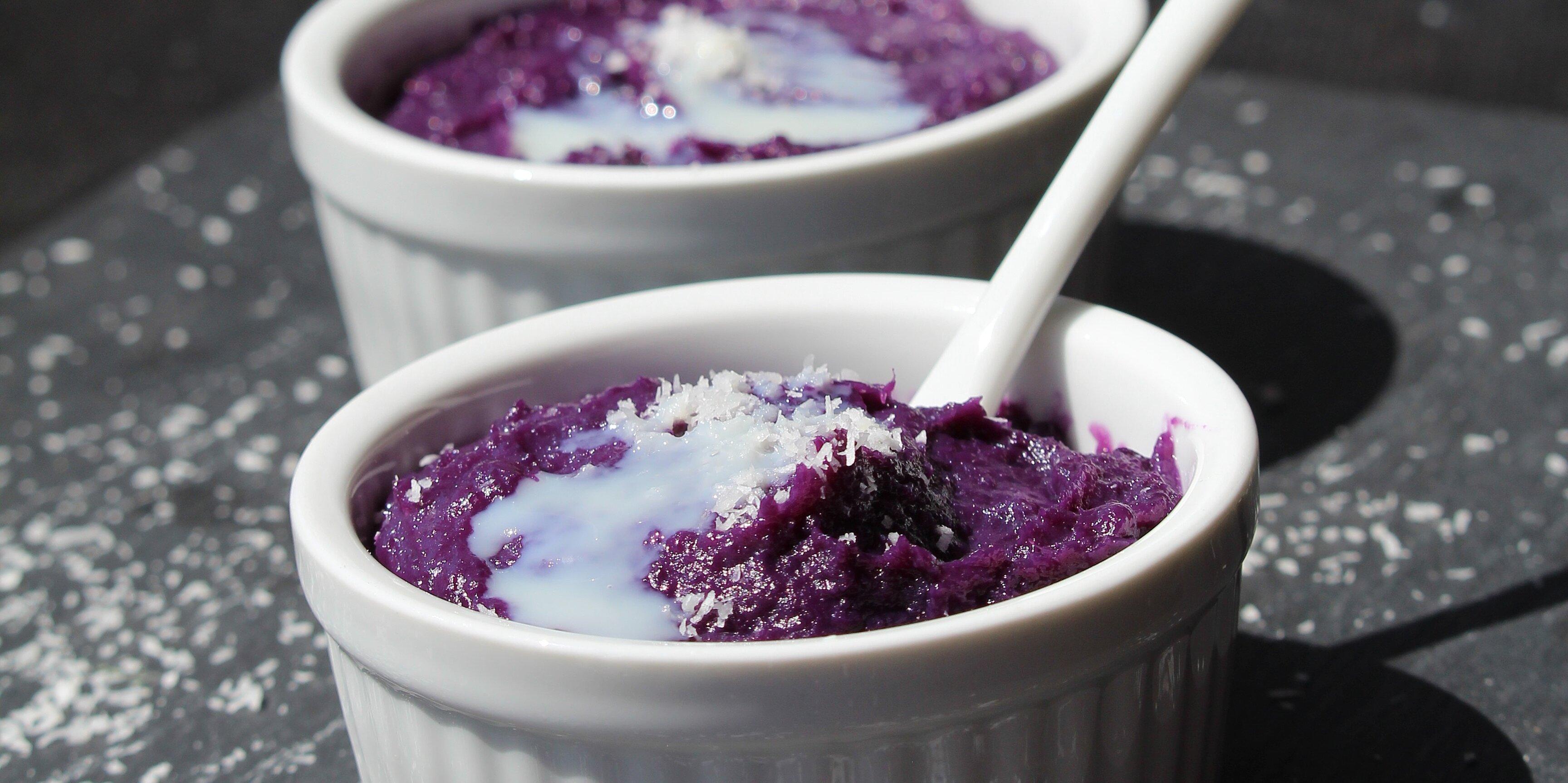 purple yam jam recipe