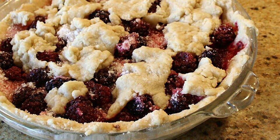 blackberry pie ii recipe