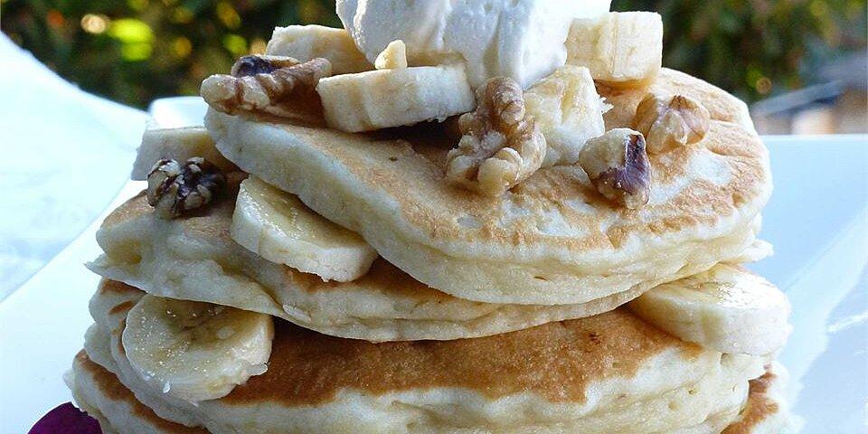 banana pancakes i recipe