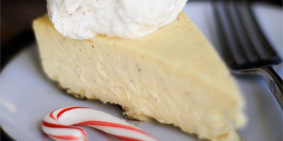 eggnog cheesecake iii recipe