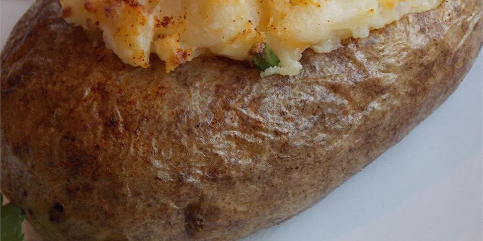 chef johns twice baked potatoes