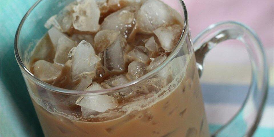 iced mocha cola recipe