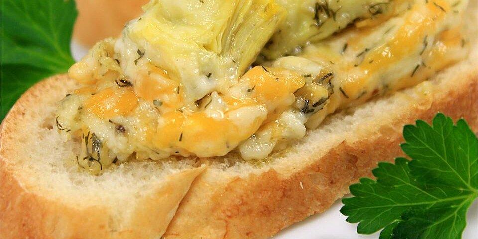 artichoke cheese dip recipe